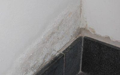 Infiltrazioni d'acqua in casa, quando a rischio è la salute